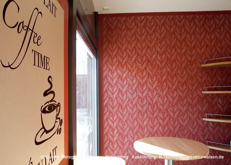 coffee time with liquid wallpaper